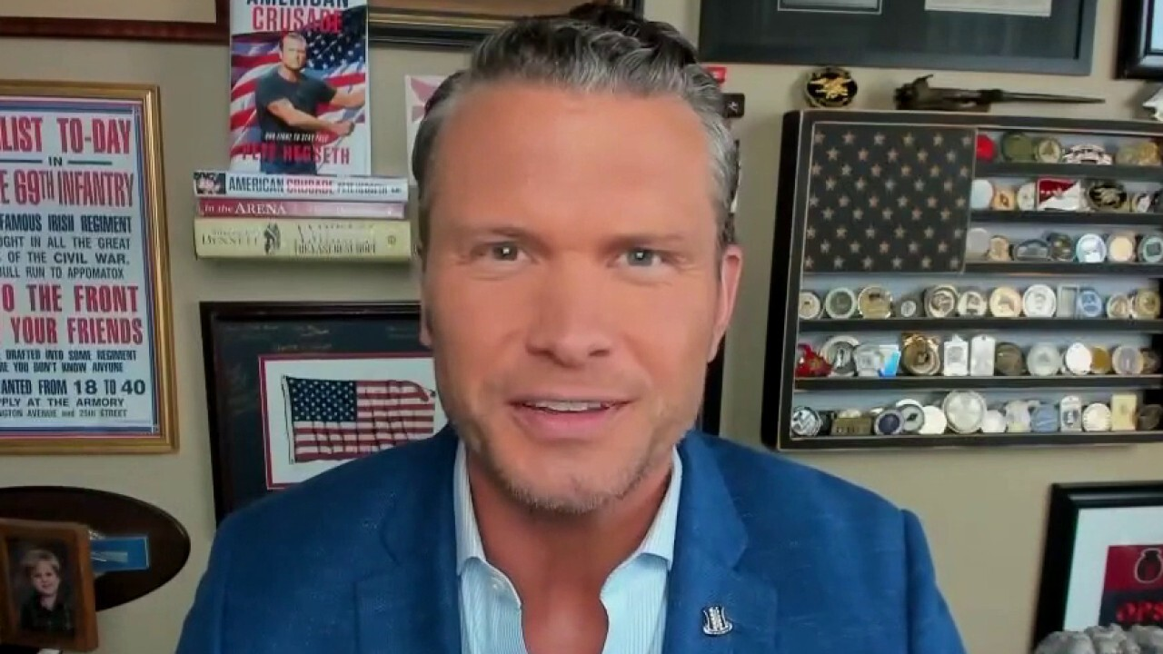 Pete Hegseth: Trump vs. Biden is a 'quality of life election'
