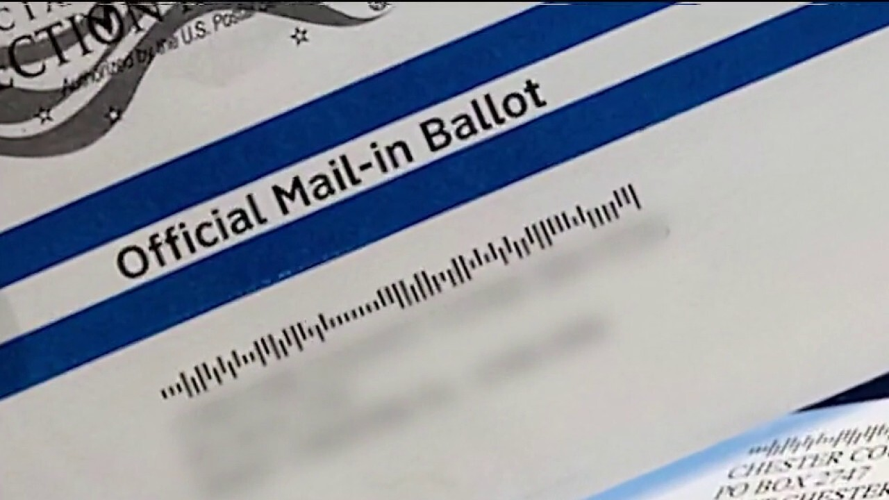 Washington state mail-in voting: What to know