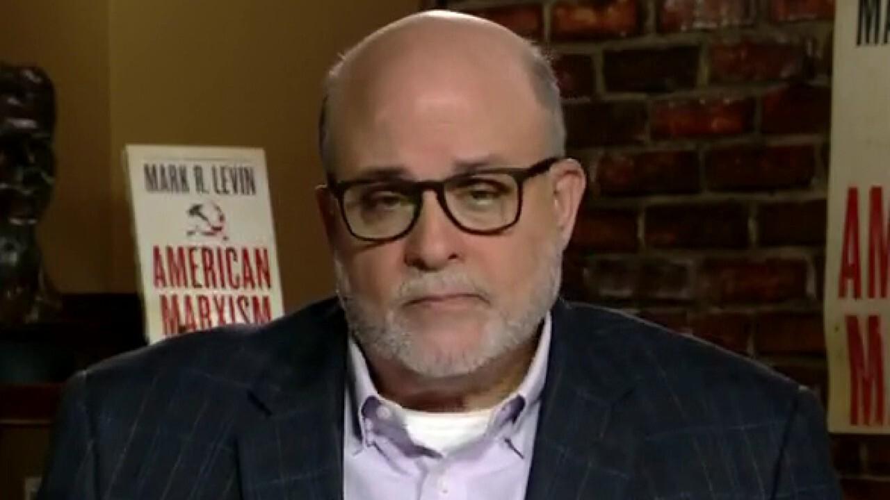 Levin rips Biden's progressive policies: 'He is a human pandemic'