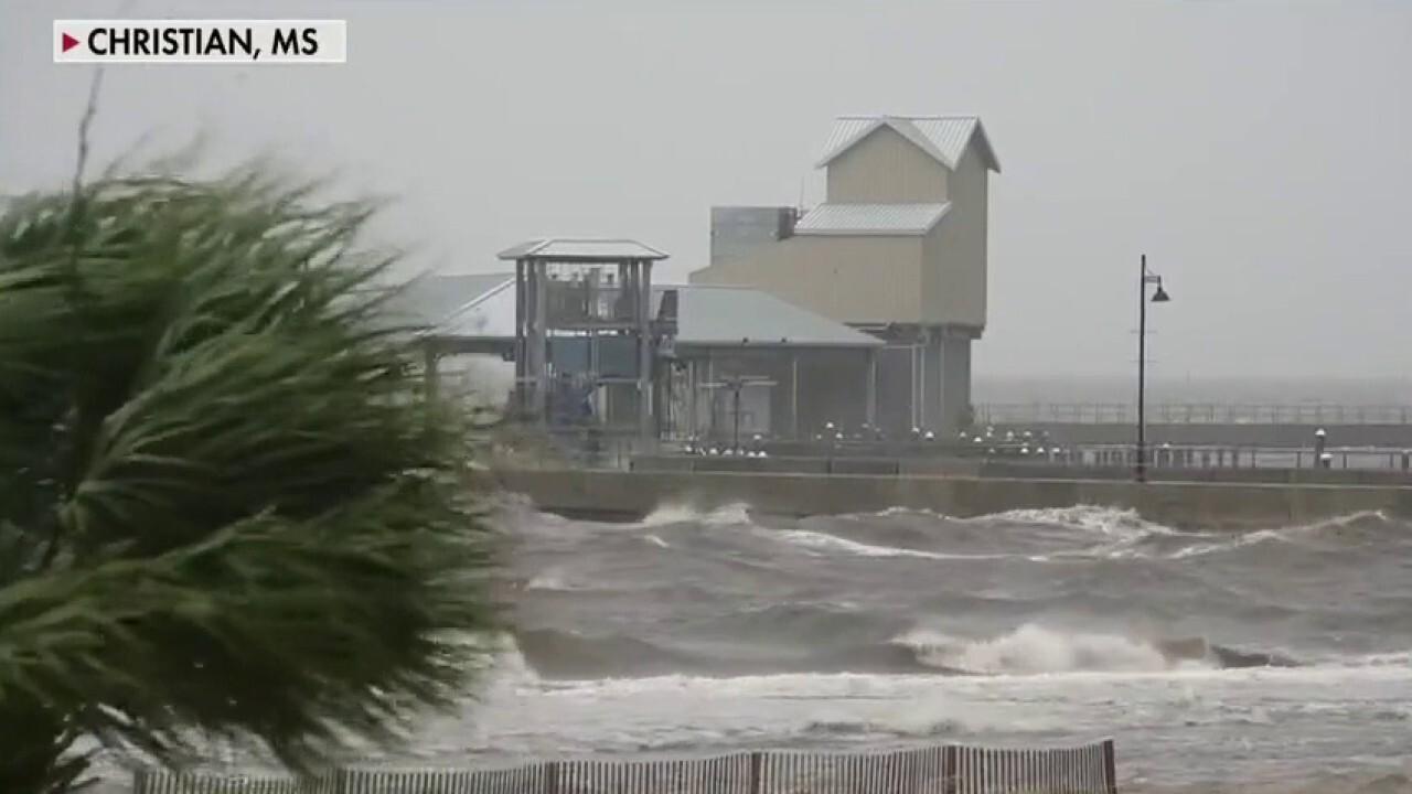 Hurricane Ida nears Category 5 strength as storm makes landfall