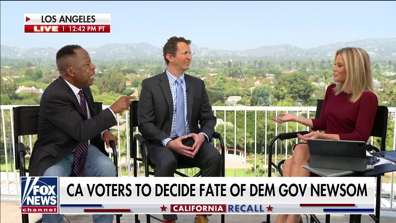 Leo Terrell believes key recall issue, school choice, is 'political suicide' for Democrats