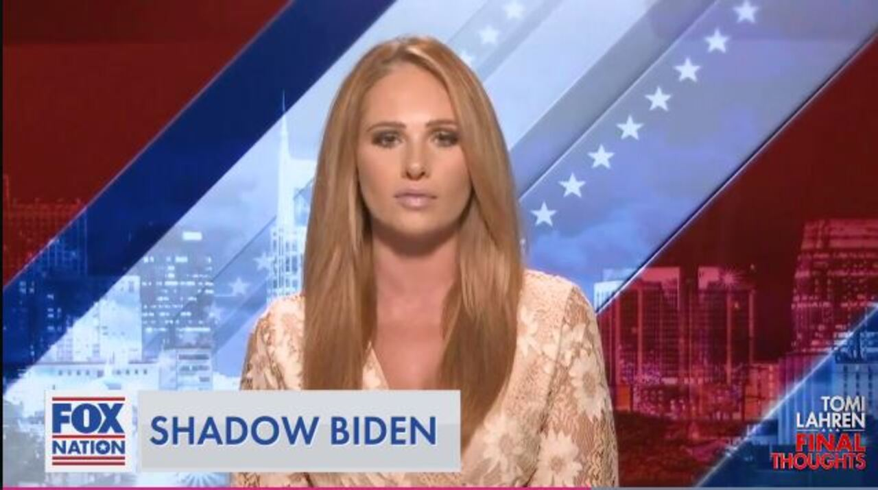 Tomi Lahren slams Biden for failing to address Afghanistan in public remarks