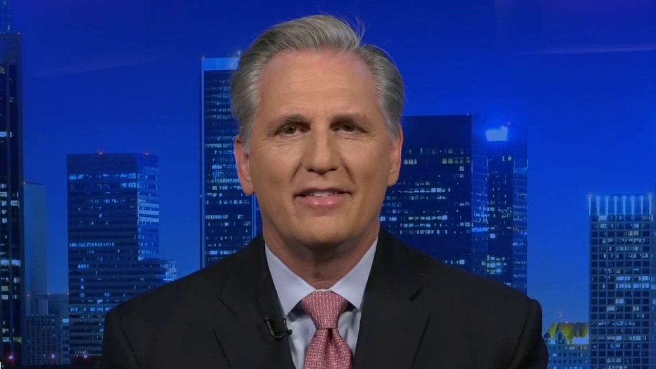 Rep. Kevin McCarthy on whether Democrats are using the coronavirus pandemic to push their agenda