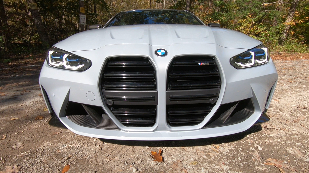 Test Drive: 2021 BMW M4