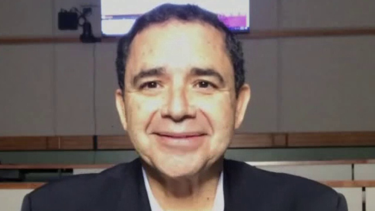 Rep. Henry Cuellar on Biden campaign trail and stalled COVID-19 relief deal