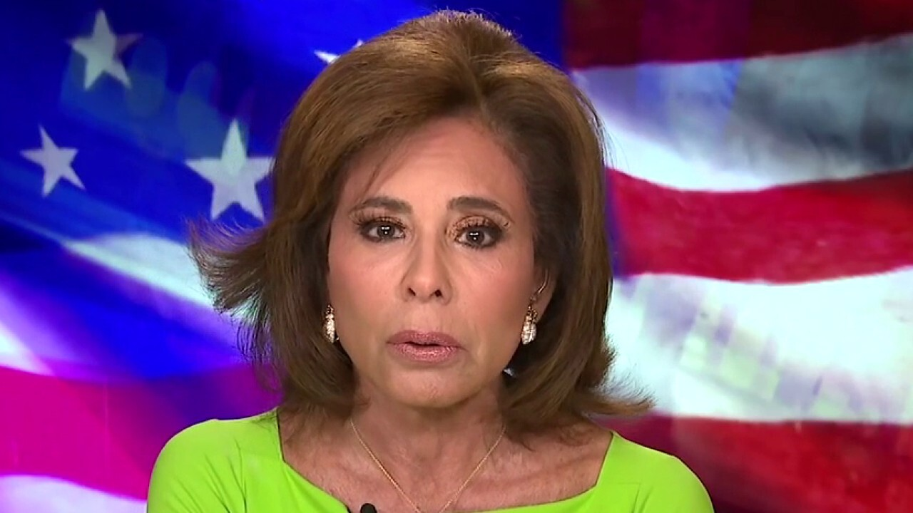 Judge Jeanine expresses outrage over handling of Flynn case, says Schiff and Wray need to go
