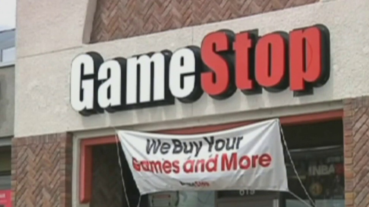 GameStop caught in middle of fight between Wall Street and Main Street traders