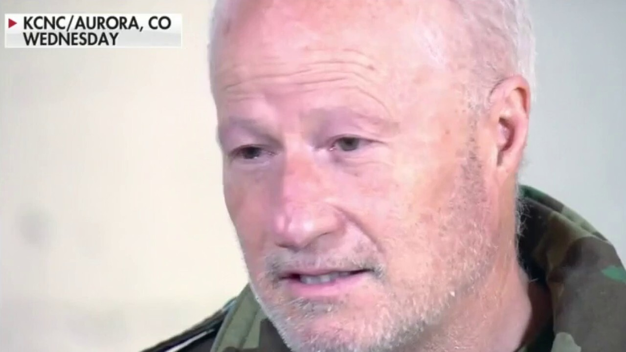 Colorado mayor spends a week undercover in homeless community