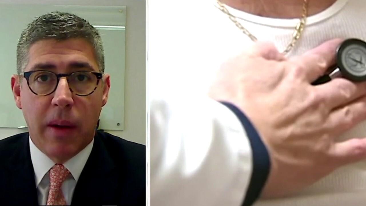 Doctors use telehealth technology to treat patients amid coronavirus pandemic