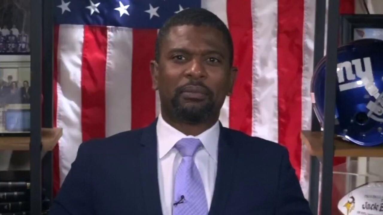Jack Brewer on GOP, Democrats at odds over police reform plans