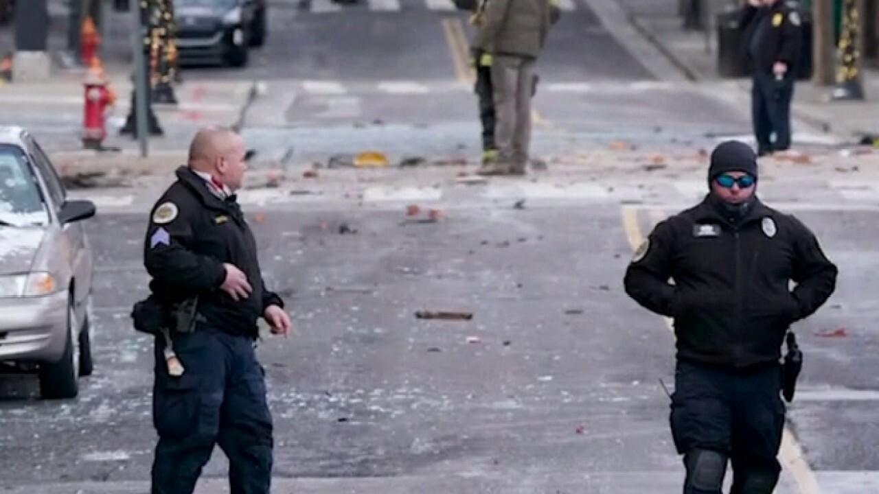 FBI, ATF investigating Nashville explosion