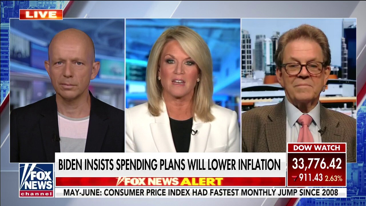 Art Laffer on how market is a 'very important indicator' of US economy