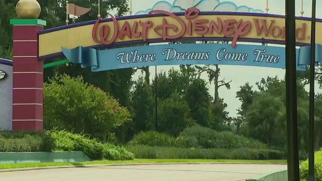 Will Disney World's reopening help the country's battered travel and leisure industry?