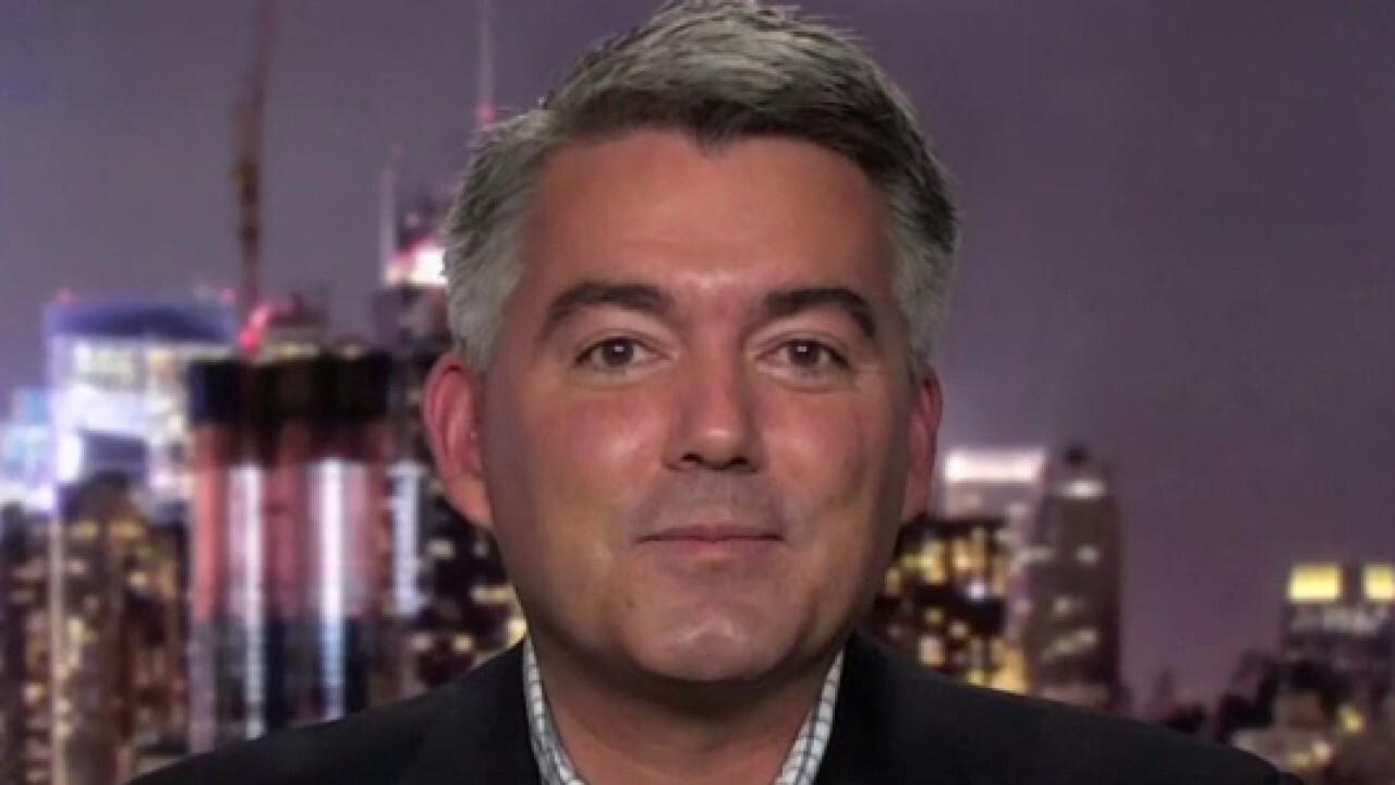 Sen. Gardner on battle over Supreme Court vacancy