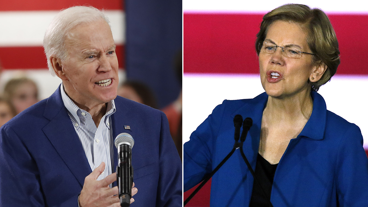 Warren, Biden face concerns over campaign viability following disappointments in Iowa, New Hampshire