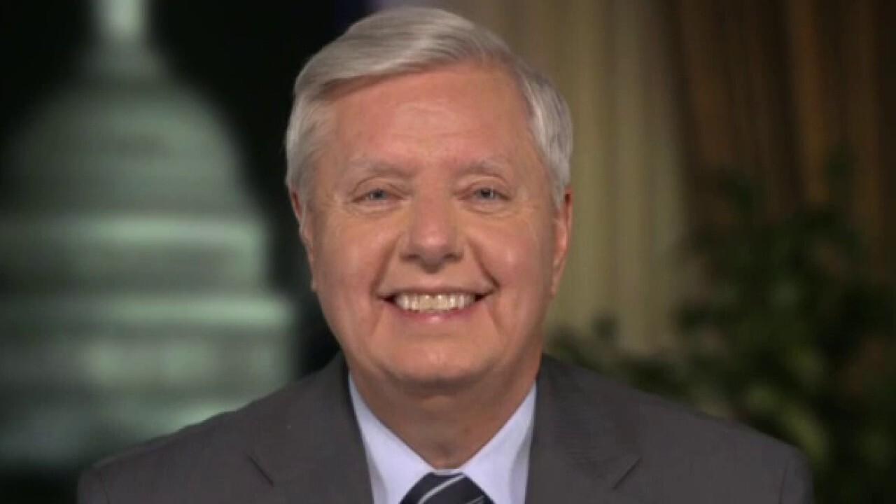 Graham vows GOP won't let Biden, Democrats pack Supreme Court