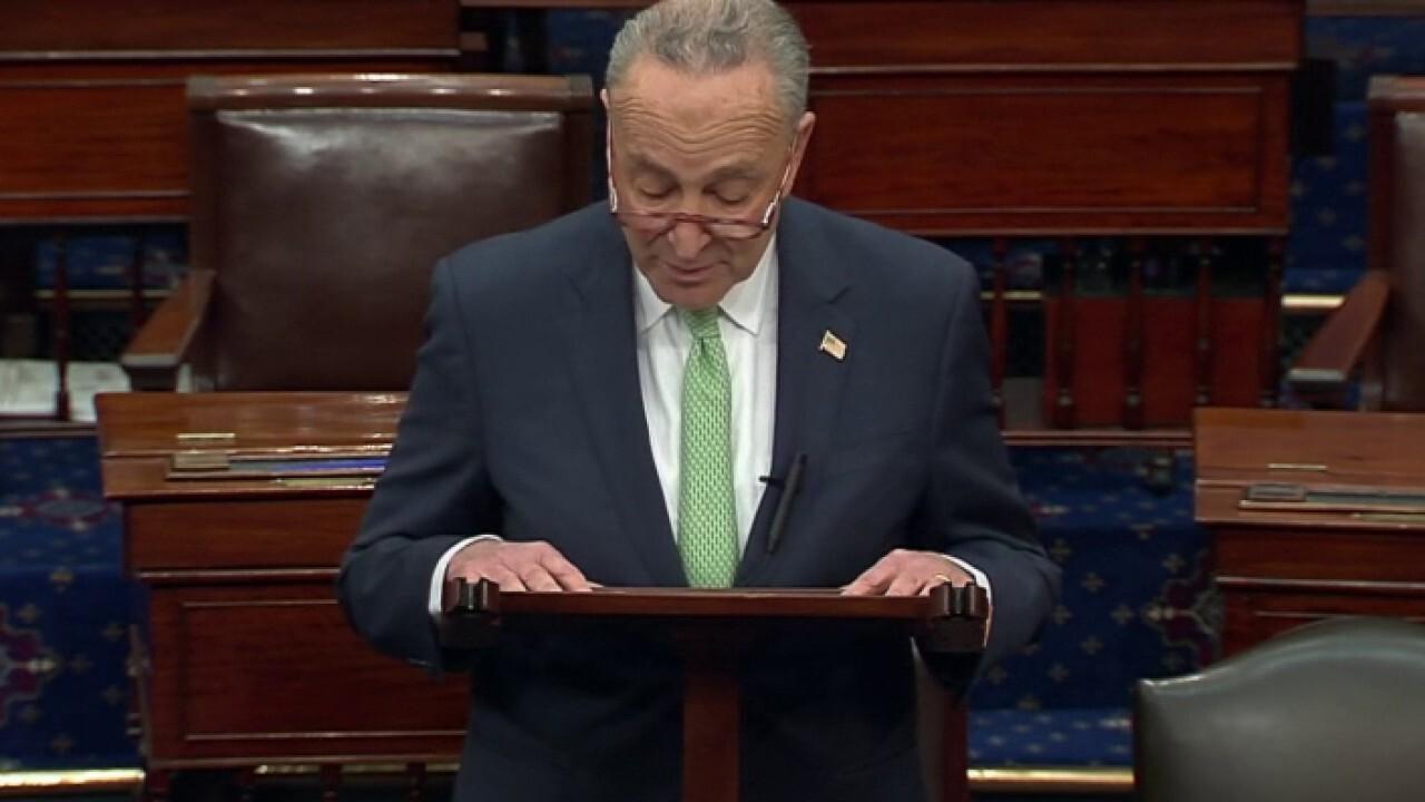 Kilmeade on Democrats' coronavirus relief wish list: This is un-American