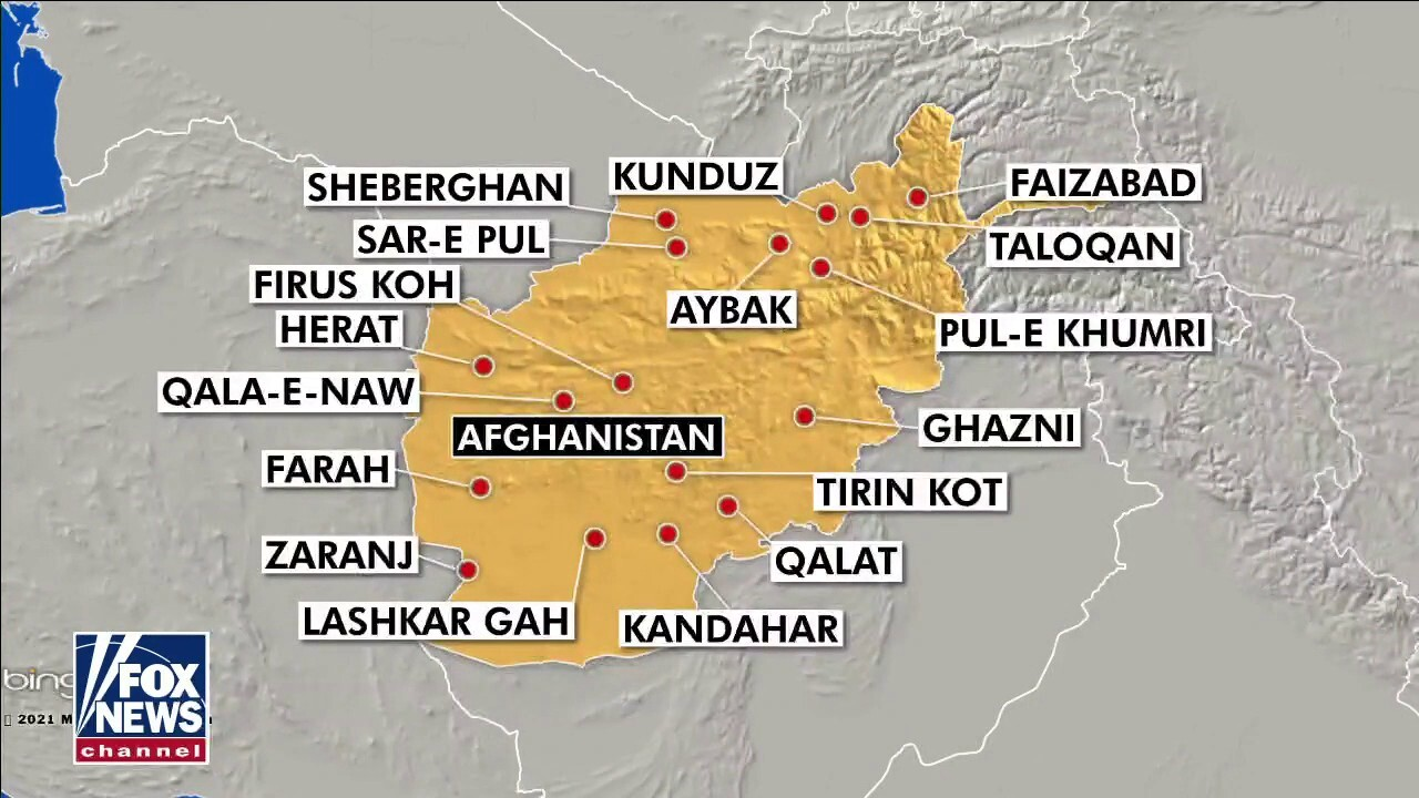 Taliban seize Afghanistan's 4th largest city