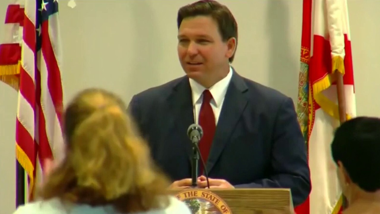 Media attacks DeSantis over prioritizing Fla. seniors for vaccinations