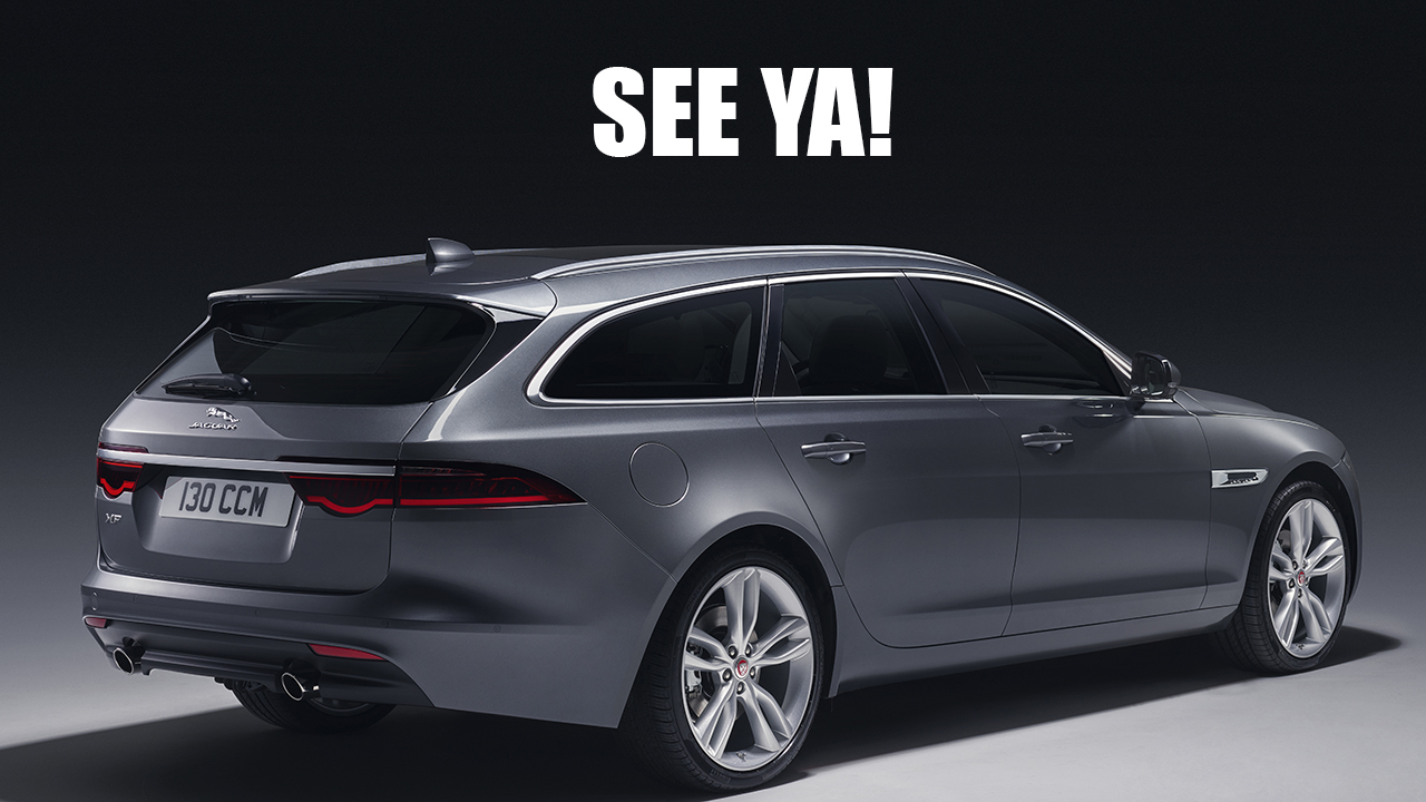 Station wagons are going extinct