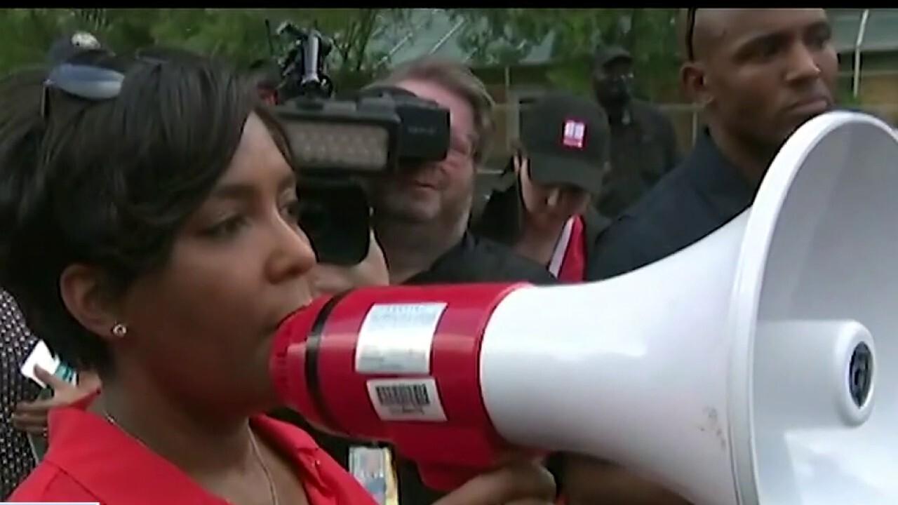 How Atlanta's rise in crime impacts Keisha Lance Bottoms' chances for Biden's VP pick