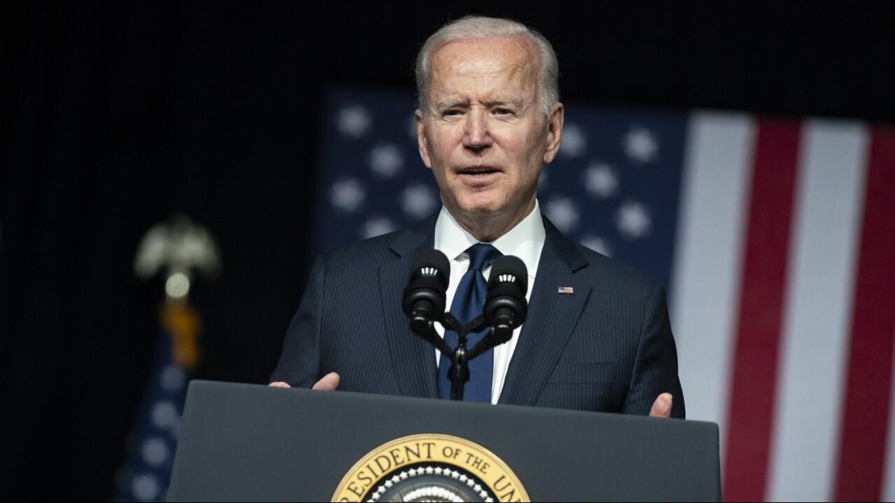 Global warming 'greatest threat' to US: Biden