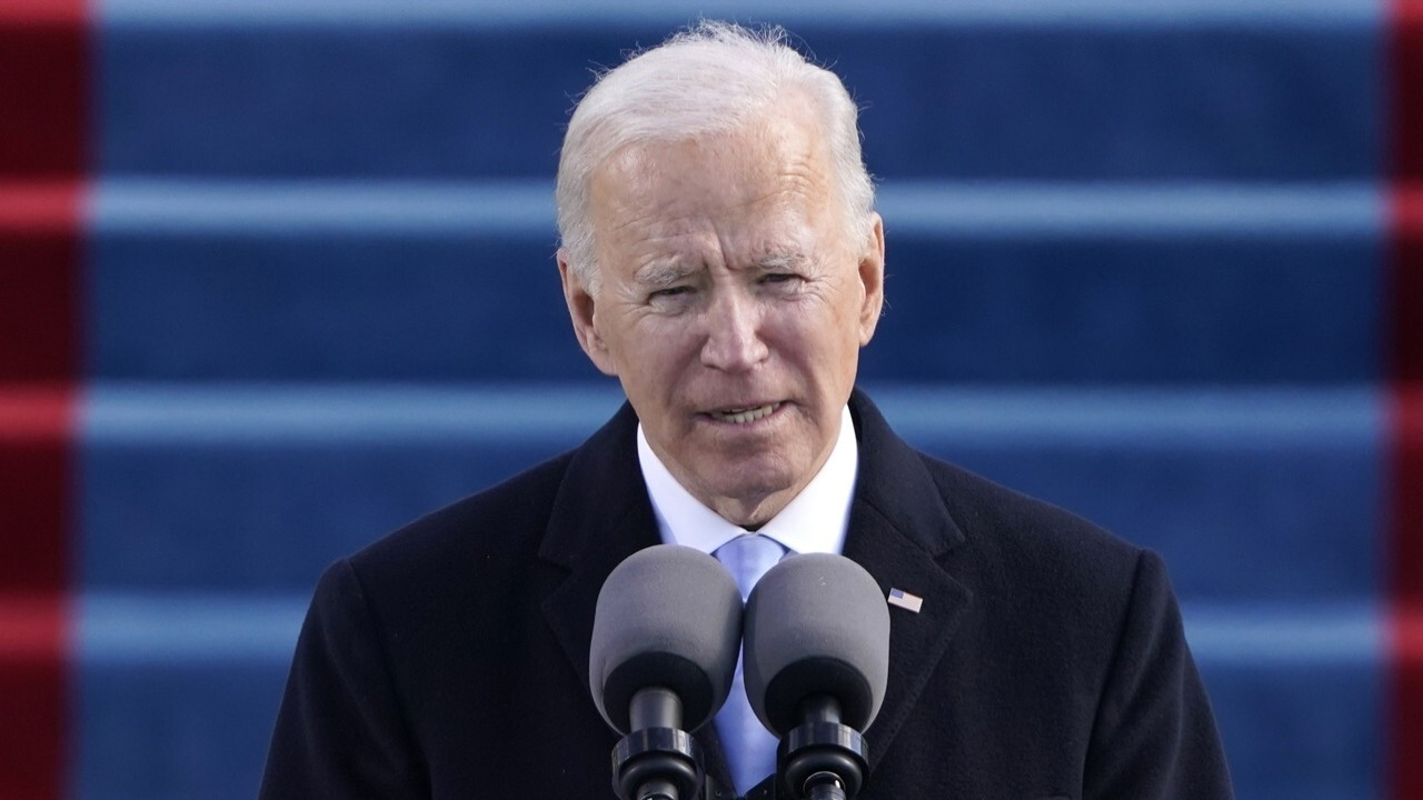 Chris Wallace: Biden speech was the 'best inaugural address I've ever heard'