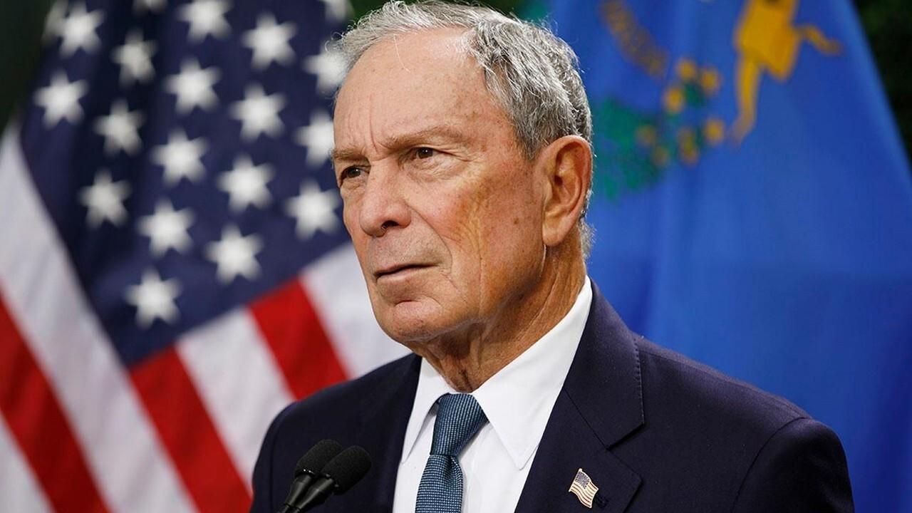 Το Bloomberg, βγαίνει από το κουκούλι του, πρέπει να δείξει ότι μπορεί να πάρει συζήτηση flak