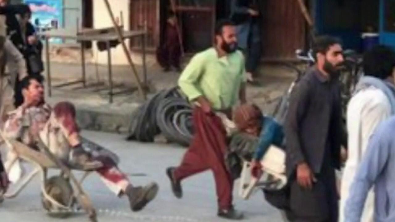 12 service members confirmed killed in Kabul terror attack