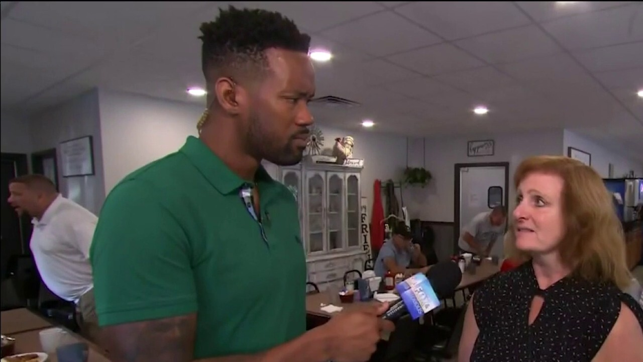 Veterans, military families speak with Lawrence Jones about Afghanistan crisis