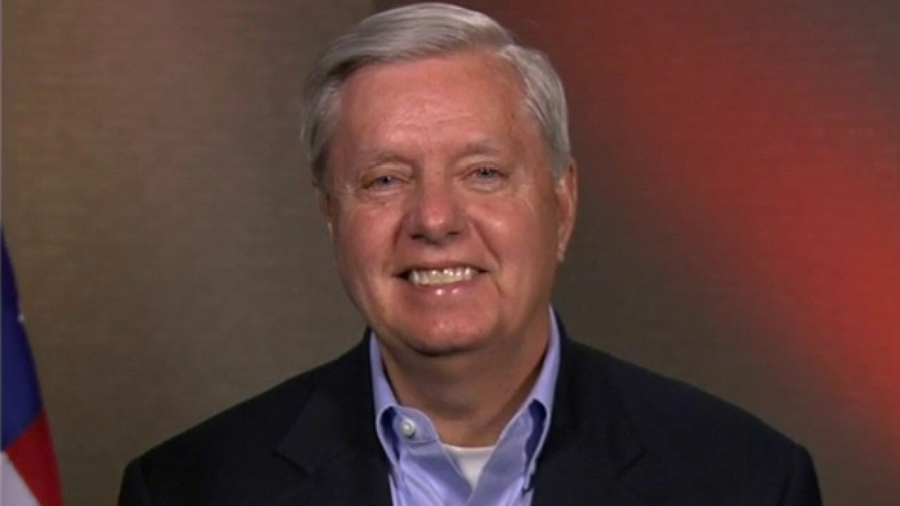 Graham: CEOs attacking Georgia election law 'are full of crap' and 'running scared'