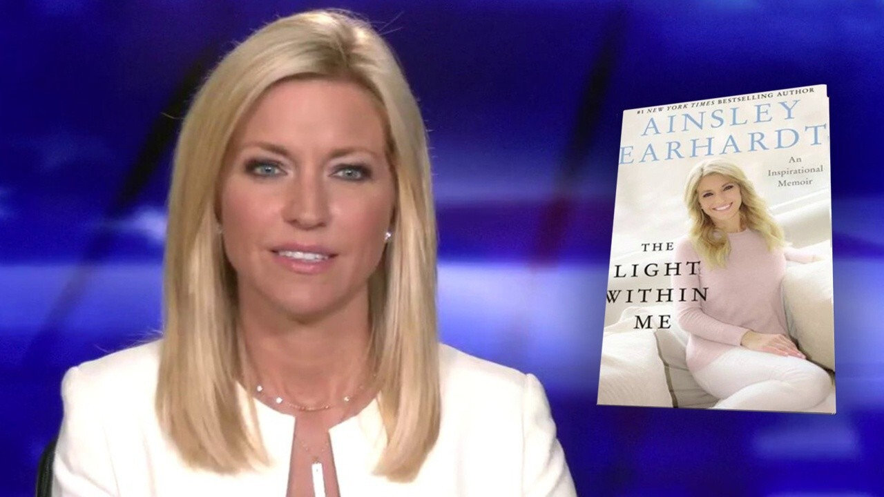 Ainsley Earhardt's 'The Light Within Me' out in paperback with new chapter