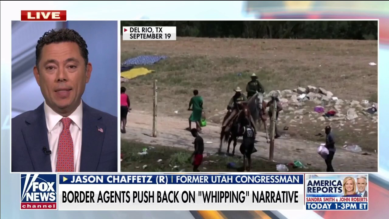 Jason Chaffetz on 'whipping' narrative: Democrats inject race into conversation 'whenever they can'