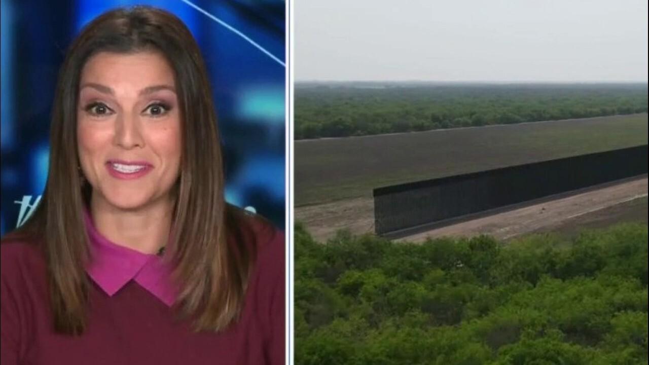 Rachel Campos-Duffy: Drugs, cartel members and gangs coming across the border