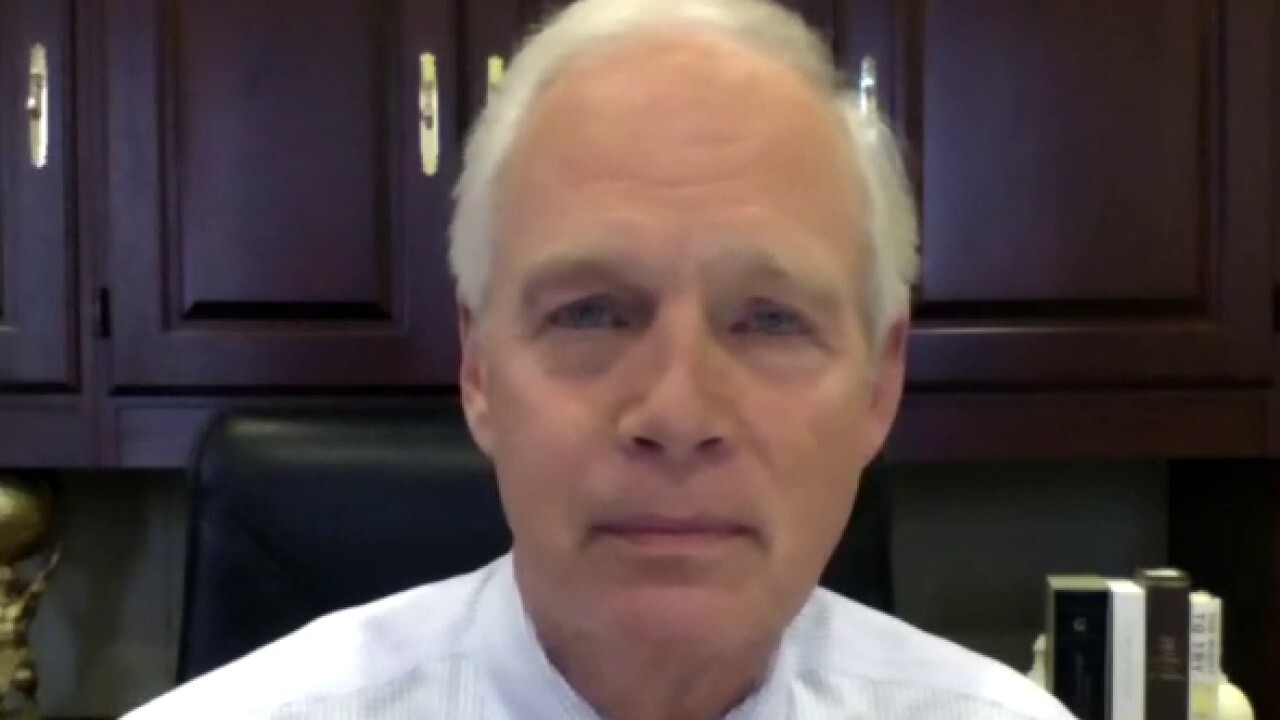 Sen. Ron Johnson says Ric Grenell and William Barr are heroes for exposing threat to US democracy