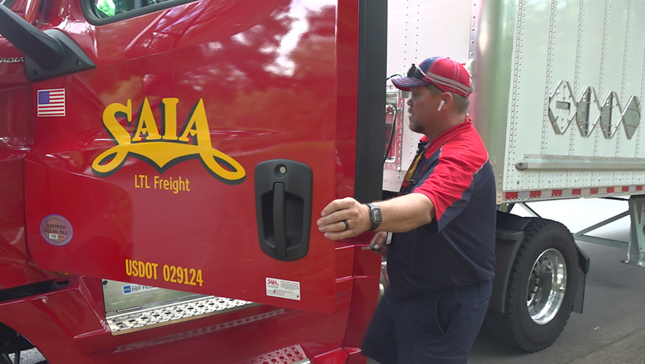 According to the American Trucking Association 60,000 truck drivers are needed to meet the demand nationwide.