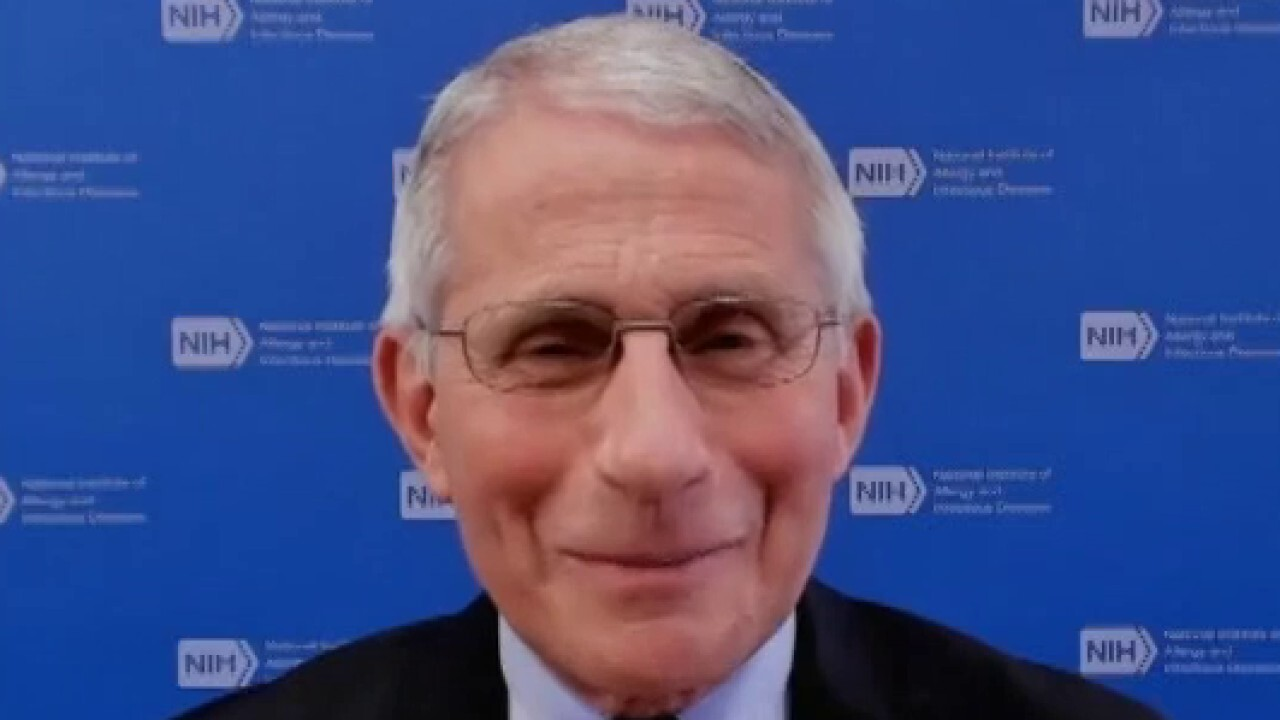 Dr. Fauci: Masks may not be needed in 2022