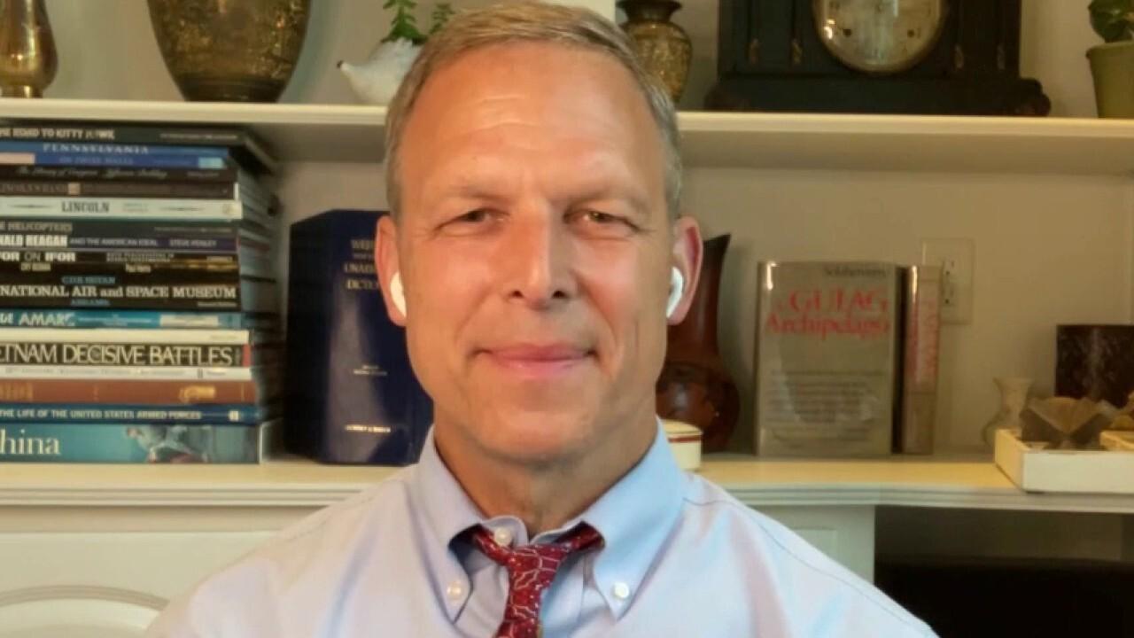 Scott Perry speaks out about questioning Blinken about Hunter Biden