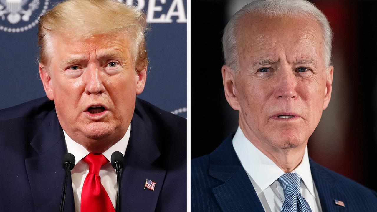 Trump campaign launches 'You Ain't Black' website amid Biden controversy