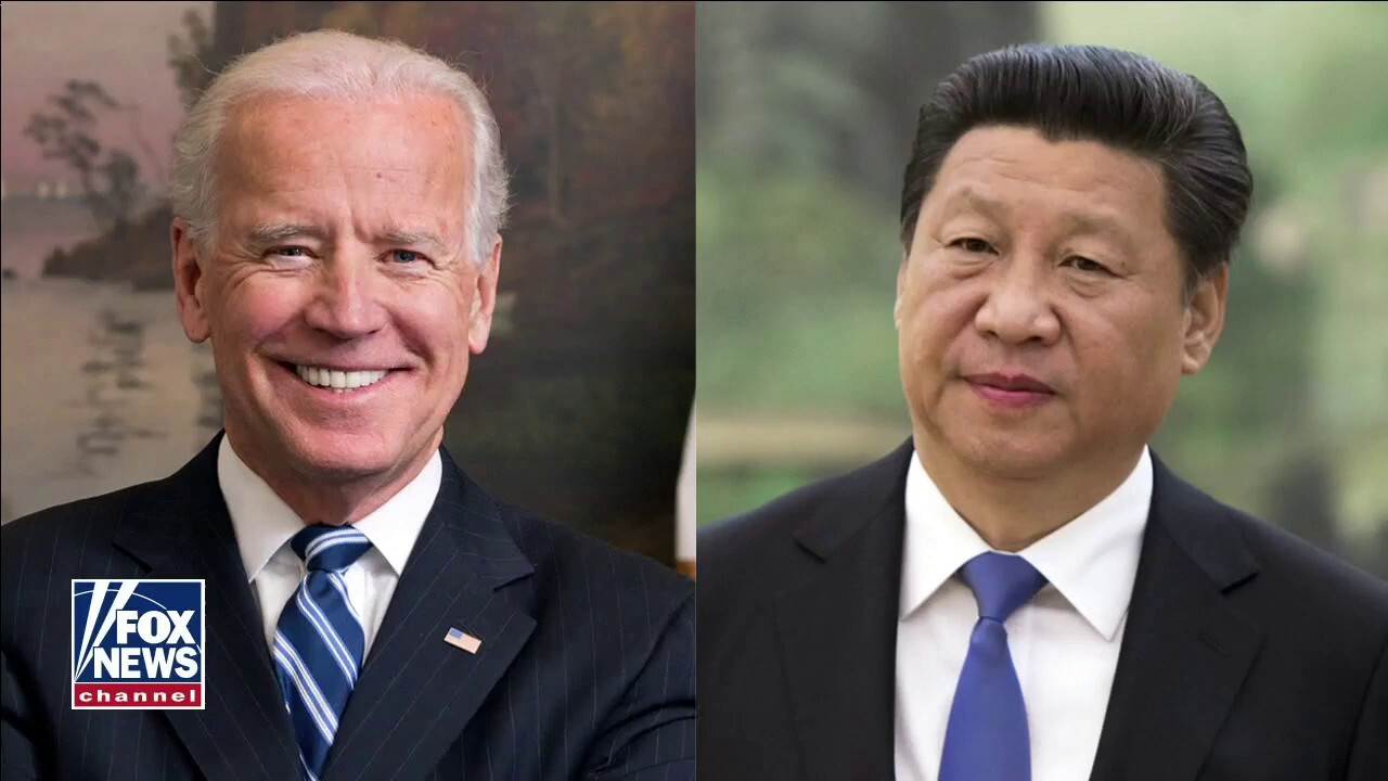 President Biden holds first phone call with Chinese President Xi Jinping