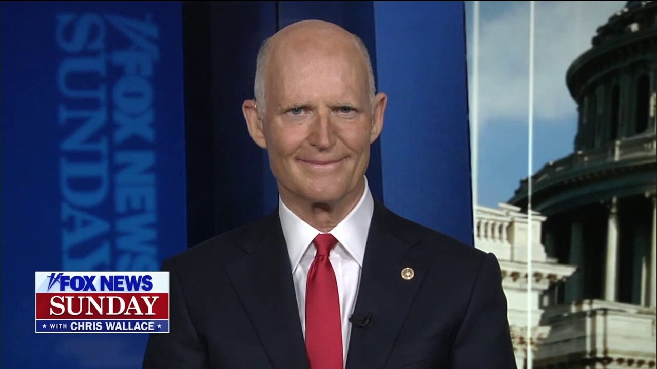 Sen. Rick Scott on GOP unity: The 'Republican civil war is canceled'