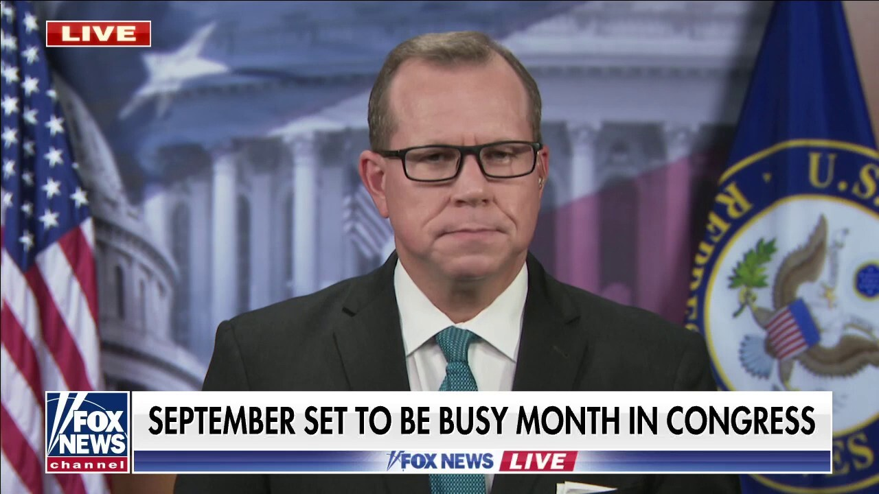 Chad Pergram: Democrats scrambling to pass $3.5 trillion social spending bill in September