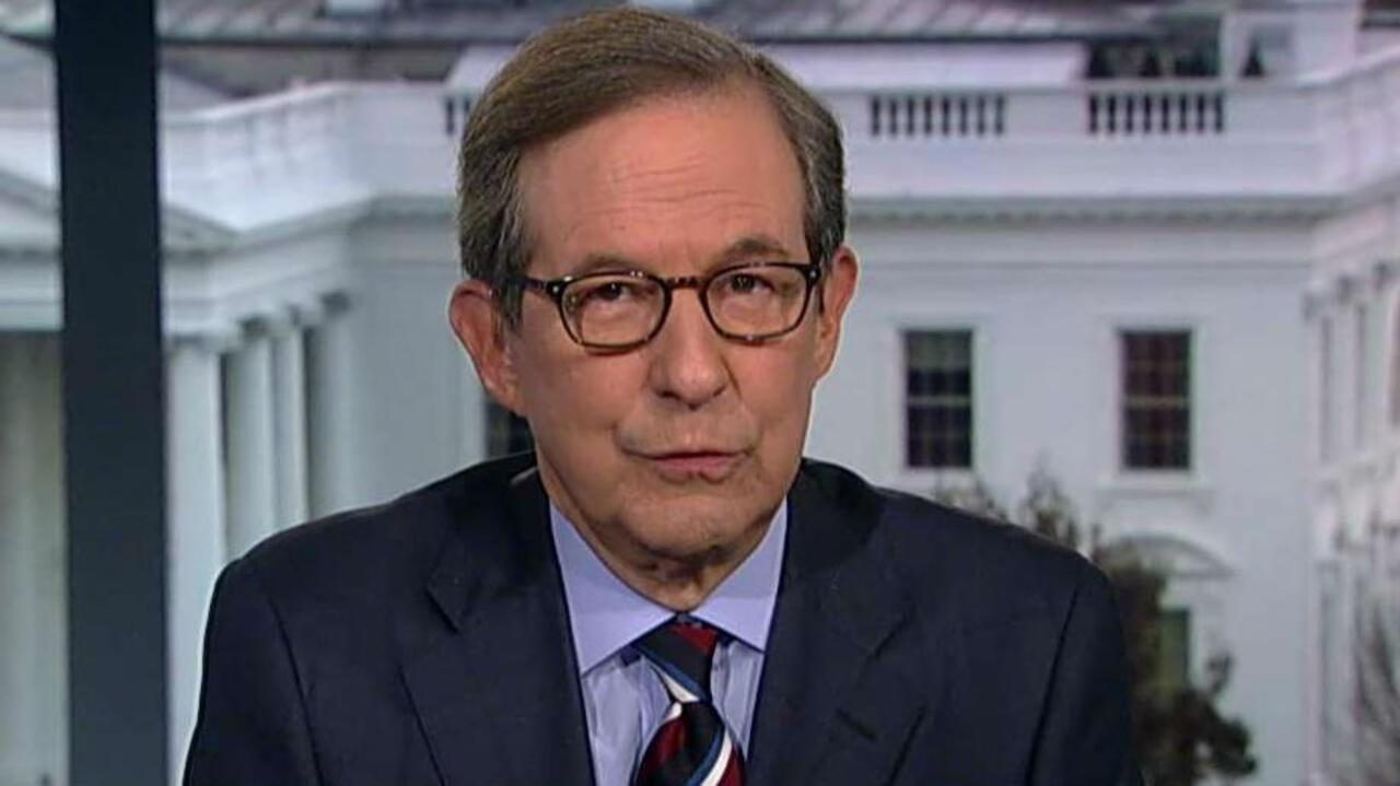 Chris Wallace says impeachment managers present a more compelling case when they focus on specific issues