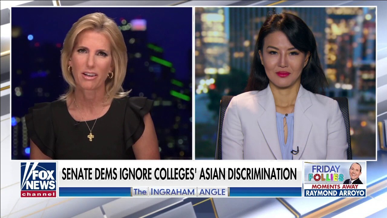 Senate Dems vote against amendment to prohibit federal funds for colleges that discriminate against Asian Americans