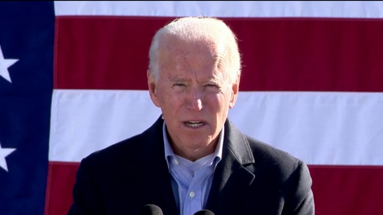 Biden campaigns in Ohio, Pennsylvania on final day of 2020 race
