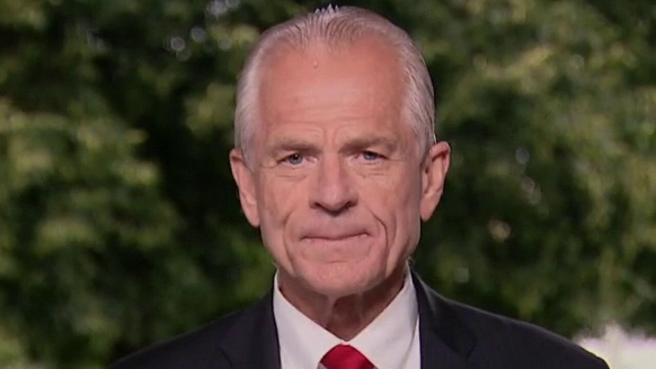 White House trade adviser Peter Navarro joins Trace Gallagher with insight on 'The Story' to discuss the Trump administration's relationship with China and Hong Kong.