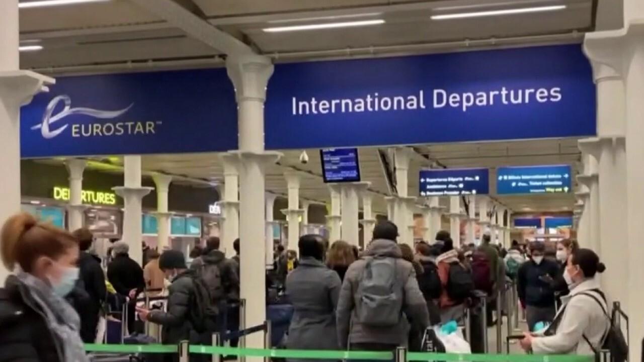 More countries stop travel from UK over new coronavirus strain