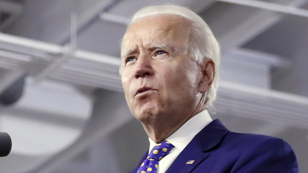 Some Democrats reportedly worry Biden's VP announcement could draw attention to his gaffes