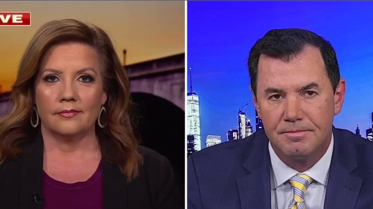 Joe Concha slams the media for letting Biden refuse to answer questions