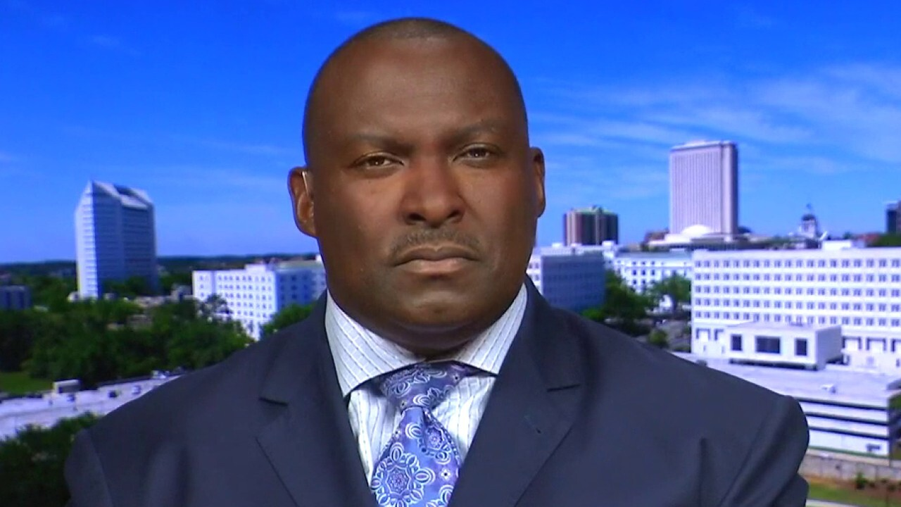 Daryl Parks on 'defund the police' movement: Most communities want to reassess policing needs